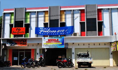Foto Dealer Sepeda Motor Bajaj semarang