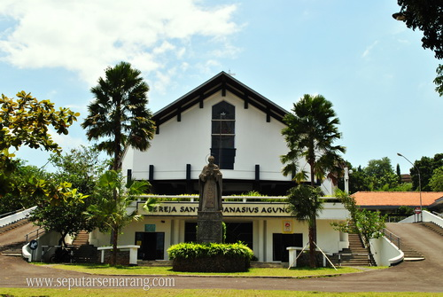 Gereja Santo Athanasius Agung