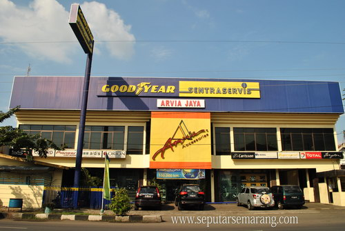 Arvia Jaya, Car Audio & Accessories