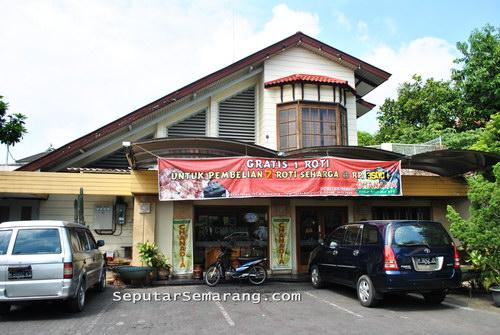 Chanadia Bakery, Toko Roti dan Kue | Seputar Semarang