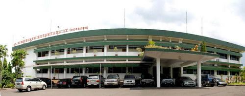 Foto Gedung Kantor PTPN IX Semarang