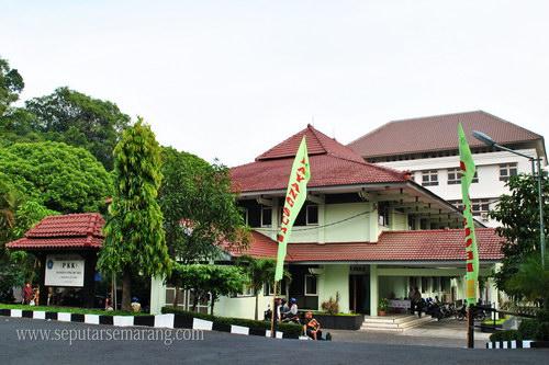 Gedung PKK Jawa Tengah