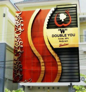 W Double You Skin & Bodycare, Salon Spa & Refleksi