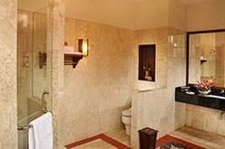 Kamar mandi hotel