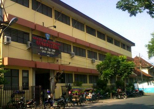 Sekolah Nasional Nusaputera