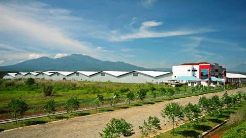 Foto Lokasi Taman Industri BSB