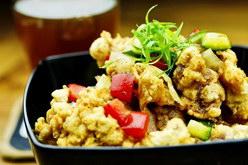 Beef Black Pepper Ricebowl