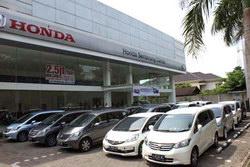 Dealer Resmi Mobil Honda