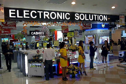 Electronic Solution ES Store