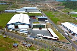 Foto lokasi pabrik matahari silverindo jaya