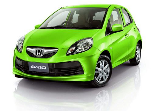 Gambar Honda Brio