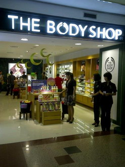 The Body Shop Store