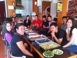 Icos Cafe Semarang Tembalang