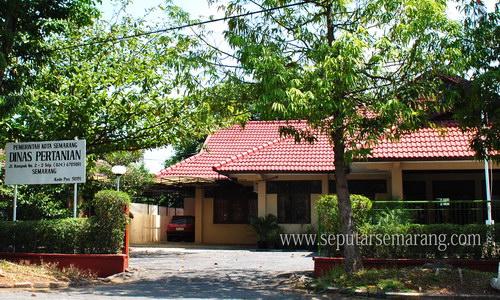 Kantor Dinas Pertanian Semarang