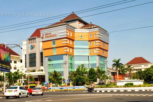 Gedung Despra Dekranasda Pramuka Semarang