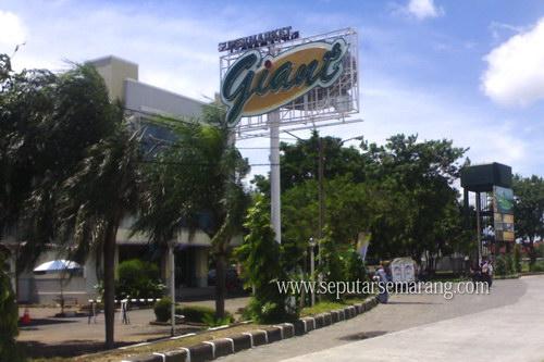 Giant Supermarket Semarang Puri Anjasmoro