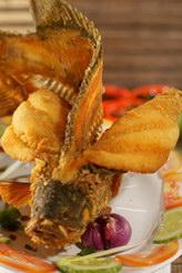 Gurame Taichi at Sampan Seafood