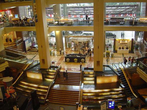 Mall taman anggrek jakarta