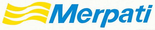 Logo Merpati Airlines
