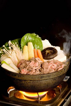 sukiyaki at shabu zen semarang