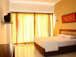Kamar Hotel Arya Graha