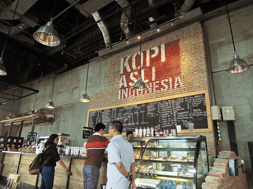 Anomali Coffee, The Taste of Real Indonesian Coffee