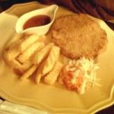 Chicken Brisket Schnitzel