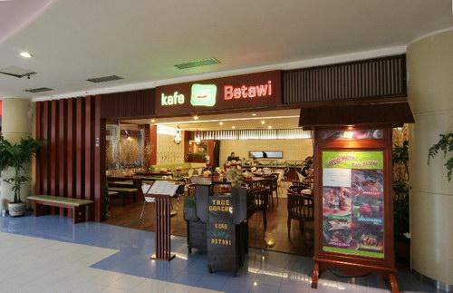 Kafe Betawi, Rumah Makan Dengan Cita Rasa Khas Betawi