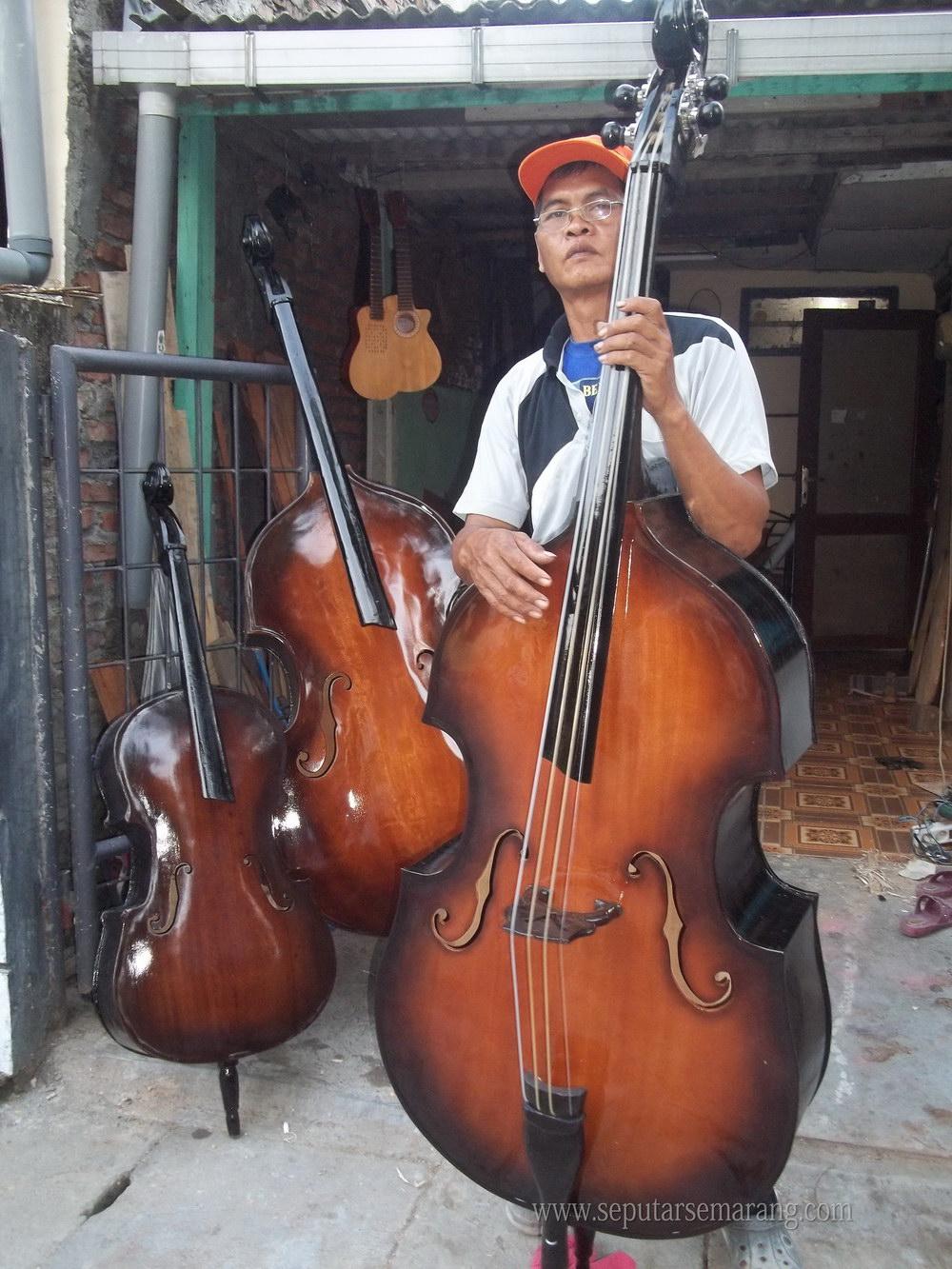 KH Han's Musik, Jasa Pembuatan & Pengrajin Alat Musik   Seputar Semarang