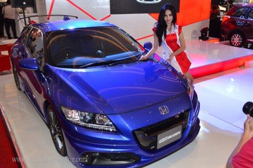 SPG Seksi Honda CRZ