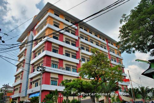 Foto Kampus Universitas PGRI Semarang