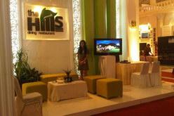 interior the hills dining restaurant