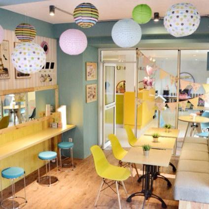 Desain  Interior Untuk Cafe  Mini  interiordesignkita