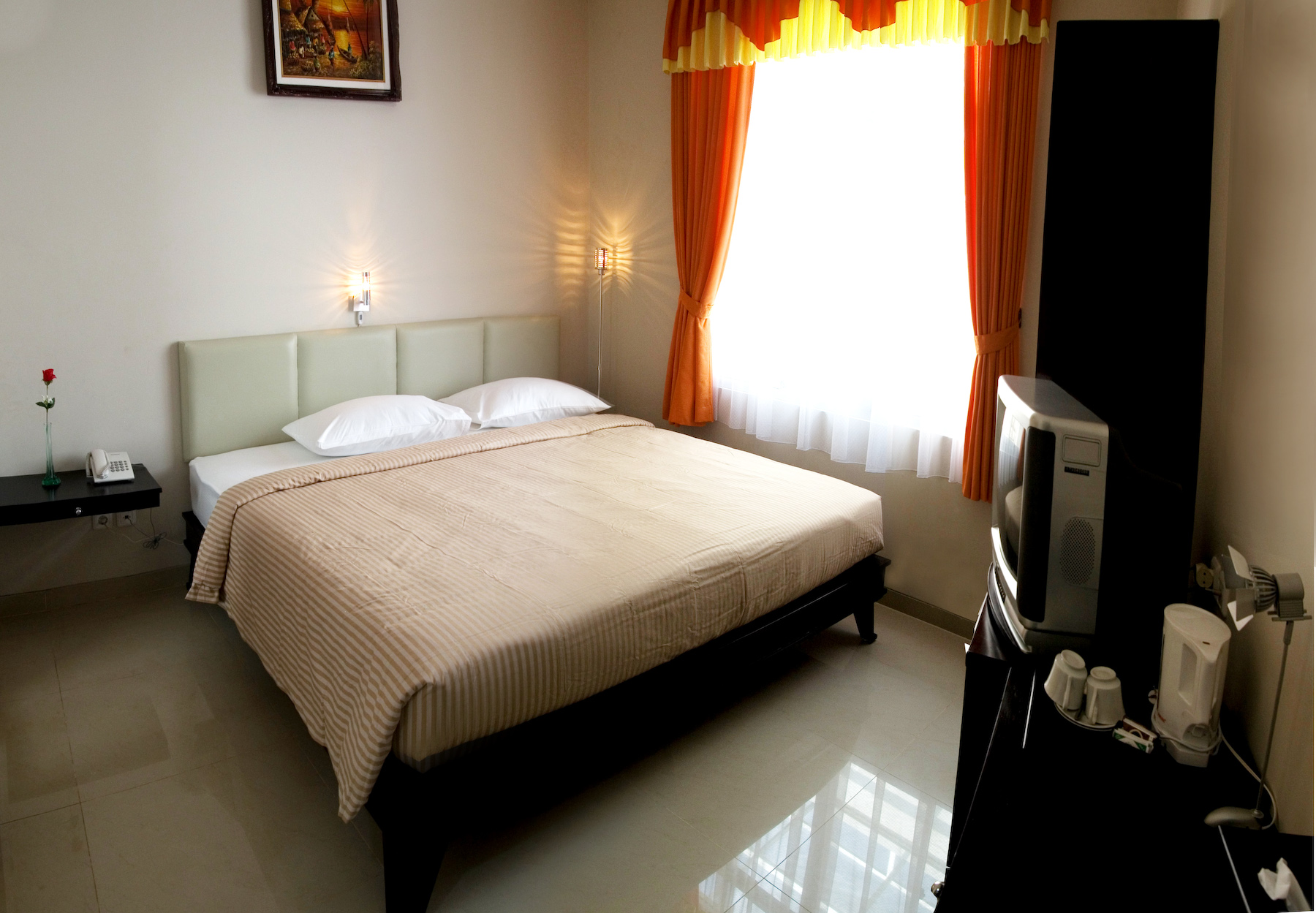 Gambar Kamar Hotel Single Bed
