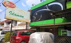 RM New Idaman, Seafood House dan Ikan Bakar Khas Makassar