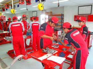 Pelatihan Gratis – Yamaha Career Academy