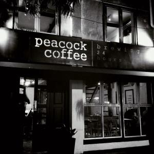 Peacock Coffee Gajah Mada