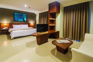 Foto Kamar Hotel Noormans Semarang