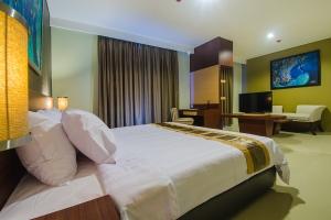 Gambar Kamar Tidur Hotel