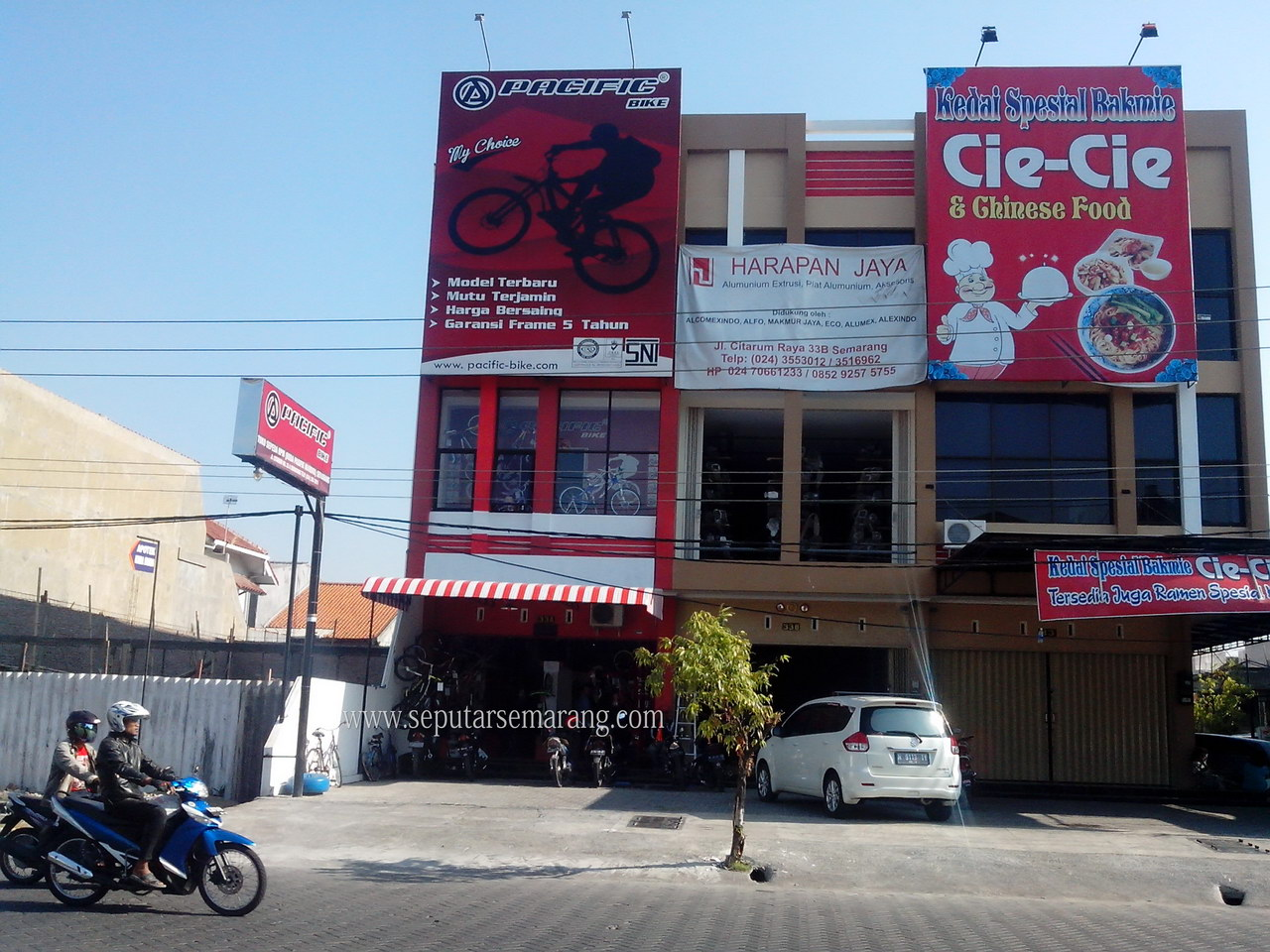 Pacific Bike, Toko Sepeda Seputar Semarang