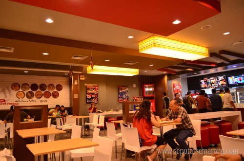 Foto Pengunjung KFC