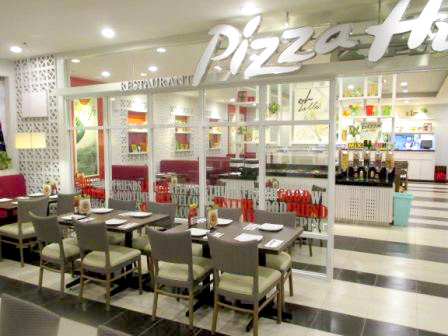 Citraland Mall Semarang Pizza Hut Citraland Semarang