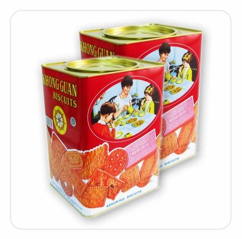 Khong Guan Biscuit Indonesia