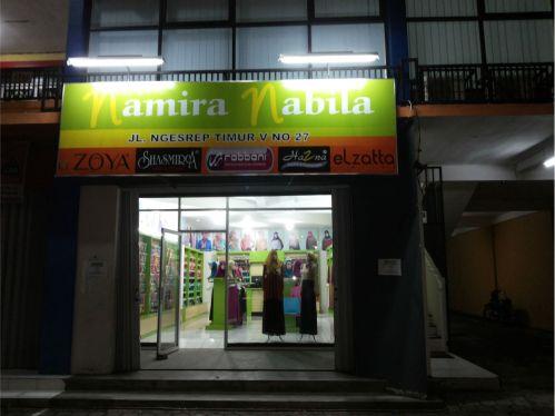 Namira Nabila, Butik Busana Muslim