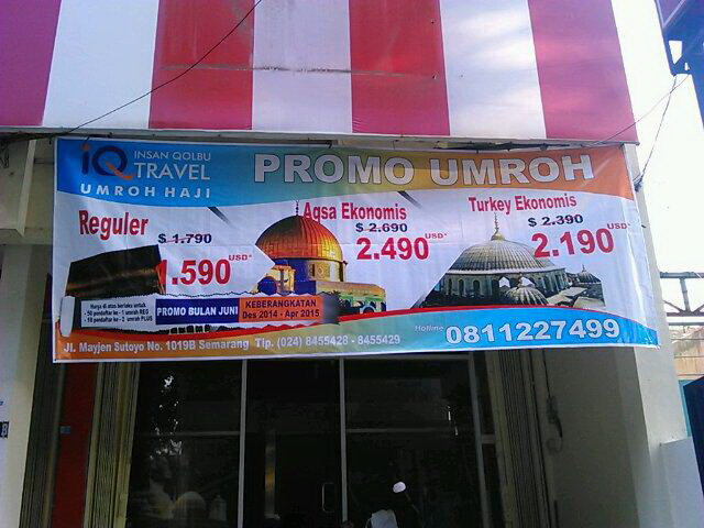 Insan Qolbu Travel Umroh Haji Khusus Seputar Semarang