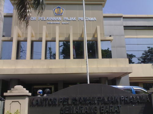 KPP Pratama Semarang Barat
