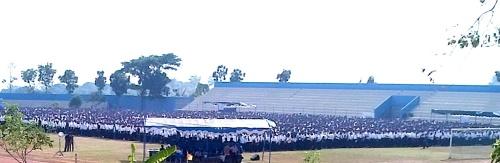 Orientasi Diponegoro Membangun Karakter Mahasiswa Baru