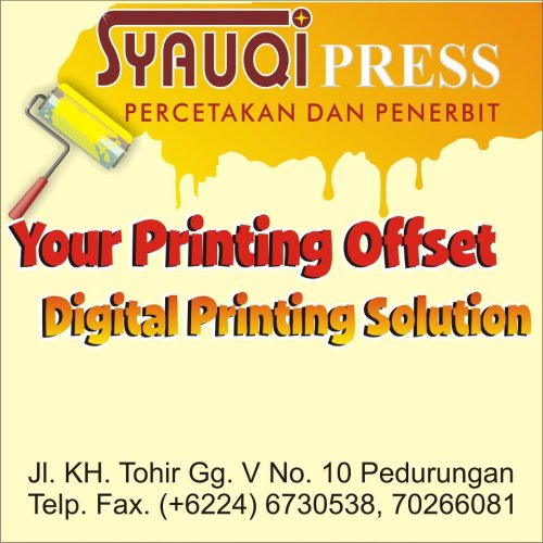Percetakan Syauqi Press