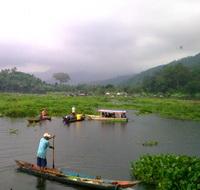 taman wisata rawa pening