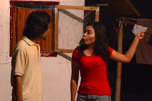 Tiga Teater Semarakkan PazzarSeni 2014